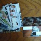Handmade recycled envelopes for money/letters - set of 15