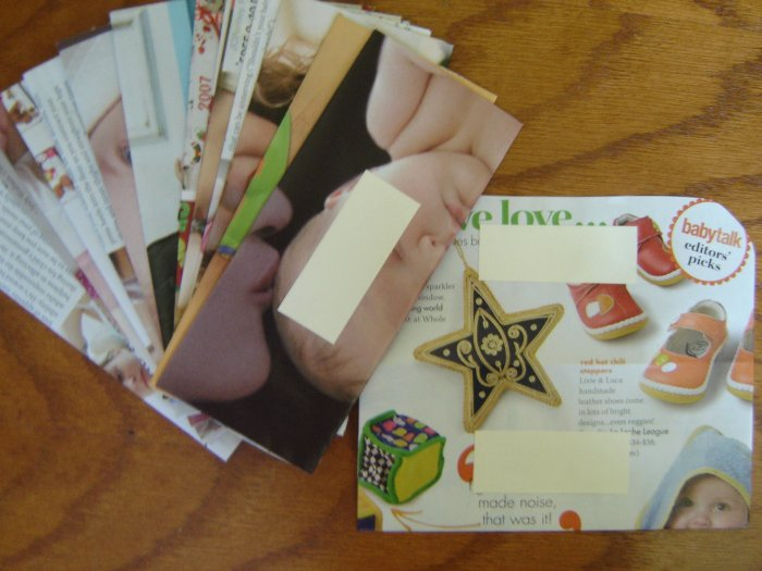 Handmade recycled envelopes for money/letters - set of 15