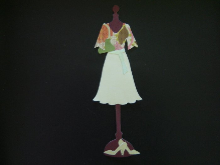 Sex and the City Paper Doll - Miranda Hobbes