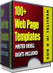 Websites In A Box 100+ Website Templates