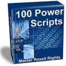 100 Power Scripts