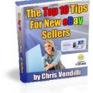 Top 10 Tips For New eBay Sellers