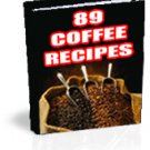 89 Coffee Recipes