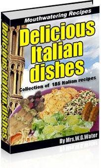 185 Italian Recipes