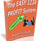 Easy 1-2-3-4 Profit System
