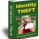 ID Theft Protecting Yourself