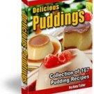 167 Pudding Recipes