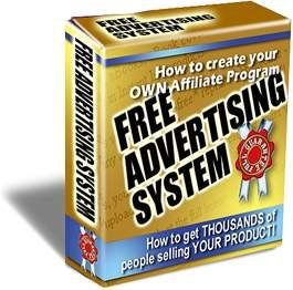 Free Advertising System