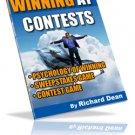 Winning At Contests