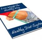 Healthy Diet System
