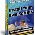Install Your Own Scripts