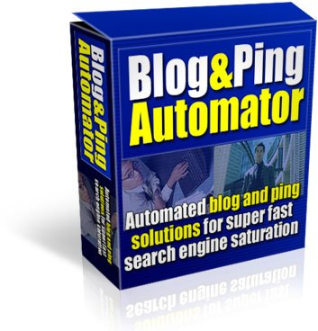 Blog And Ping Automater