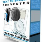 Text To Speech Converter Podcast Creator