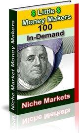 100 In Demand Niche Markets