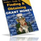 Guide To Finding And Obtaining Grant Money
