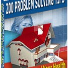 200 Problem Solving Tips For Your Home