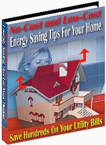 Home Energy Saving Tips
