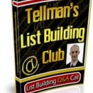 List Building Club