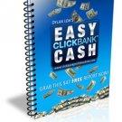 Easy ClickBank Cash