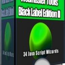 Webmaster Tools Black Label Edition II