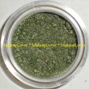 MAC Gilded Green 1/4 tsp. pigment sample LE (Colour Forms)
