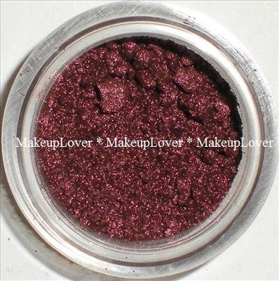 MAC Heritage Rouge 1 tsp. pigment sample LE (Marilyn Minter)