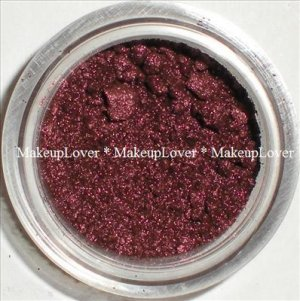 MAC Heritage Rouge 1 tsp. pigment sample LE (Marilyn Minter)
