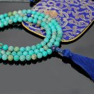 Turquoise & Lapis Mala