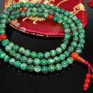 African Jade and Carnelian