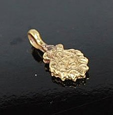 Bum Counter Brass Jewel