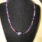 Necklace - Purple #2