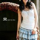 SZ10150 jean skirt