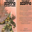 Alan Burt Akers - The Suns of Scorpio - UK pbk - 1974 - Dray Prescot - Kenneth Bulmer