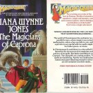 Diana Wynne Jones - The Magicians of Caprona - 1st pbk 1984