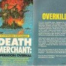 Joseph Rosenberger: Death Merchant #2 - Operation Overkill