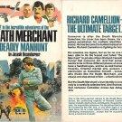 Joseph Rosenberger: Death Merchant #32 - Deadly Manhunt