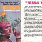 Gary Brandner: The Aardvark Affair - The Big Brain #1 - 1975 pbk
