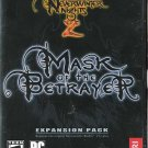 Neverwinter Nights 2 - Mask of the Betrayer - New / Sealed