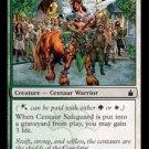 MTG - Ravnica - Centaur Safeguard x4 - NM - Magic the Gathering