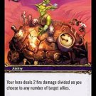 WoW TCG - Outland - Explosions! x4 - NM - World of Warcraft