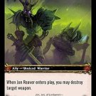 WoW TCG - Outland - Jon Reaver x4 - NM - World of Warcraft