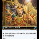 WoW TCG - Outland - Ranthus Adler x4 - NM - World of Warcraft