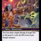 WoW TCG - Outland - Take the Shot x4 - NM - World of Warcraft