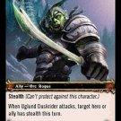 WoW TCG - Outland - Uglund Duskrider x4 - NM - World of Warcraft