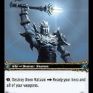WoW TCG - Outland - Unen Rataan x4 - NM - World of Warcraft