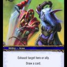 WoW TCG - Azeroth - Charge x4 - NM - World of Warcraft