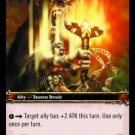 WoW TCG - Azeroth - Elder Moorf x4 - NM - World of Warcraft