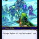WoW TCG - Azeroth - Fall Back x4 - NM - World of Warcraft