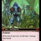 WoW TCG - Azeroth - Fa'tafi x4 - NM - World of Warcraft