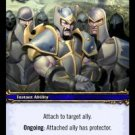 WoW TCG - Azeroth - Guard Duty x4 - NM - World of Warcraft